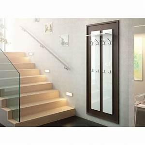 Porte Manteau Chambre : porte manteaux mural design 170 cm isa cbc meubles ~ Farleysfitness.com Idées de Décoration