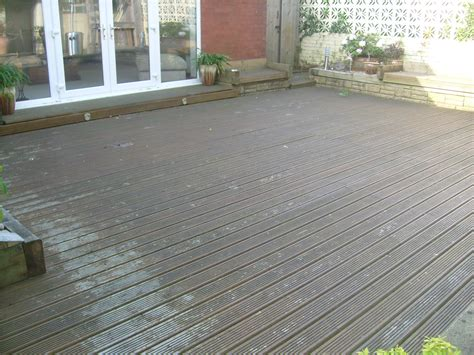 cleaning decking with uk decking cleaning sully decking sealing penarth decking