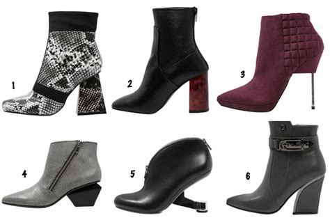 Trends Schoenen En Laarzen Herfst Winter 2015 2016