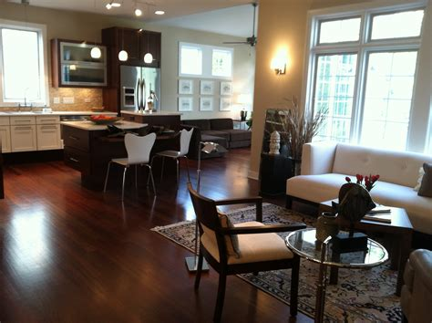 Open Concept Floor Plans Small Homes  House Plans #1095