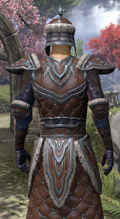 elder scrolls  orc ironthread eso fashion