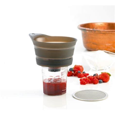 entonnoir cuisine entonnoir filtrant mastrad entonnoirs de cuisine