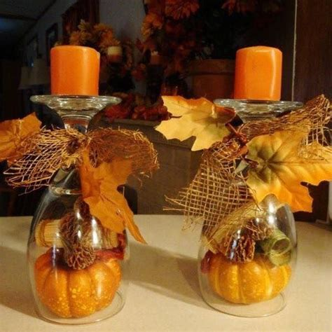 dollar store fall decor ideas diy thanksgiving