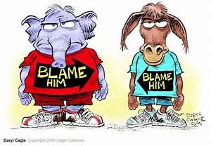Rhonda's Escape: Political Cartoons 1-28