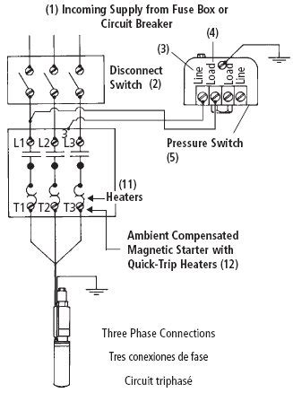 square d well pressure switch wiring diagram wiring