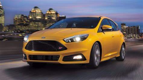 2017 Ford Focus St Release Date by 2018 Ford Focus St Preview Pricing Release Date