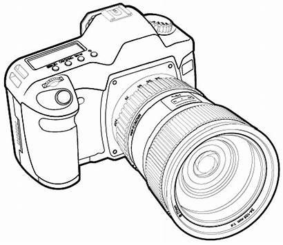 Appareil Camera Coloriage Dessin Coloring Objets Album