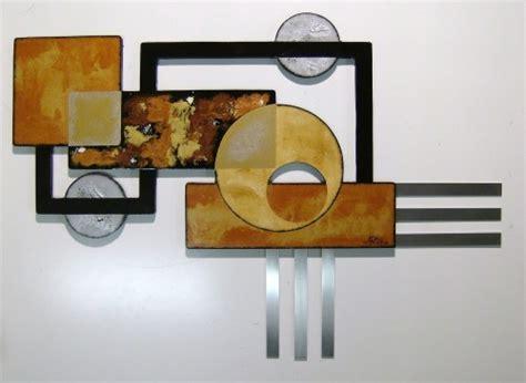 stylish geometric abstract sculpture contemporary modern wall decor diva art69 sculpture on