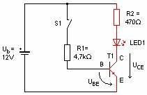 Transistor Basiswiderstand Berechnen :  ~ Themetempest.com Abrechnung