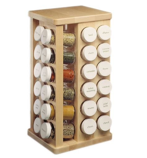 Spice Storage Racks by More Ways To End Spice Storage Madness Core77
