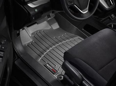Honda Crv All Season Floor Mats 2016 by Weathertech Floor Mats Floorliner For Honda Cr V 2012