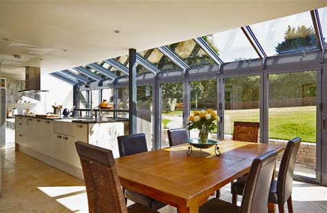 ideas for kitchen extensions modern contemporary kitchen and dining rooms projects 2014