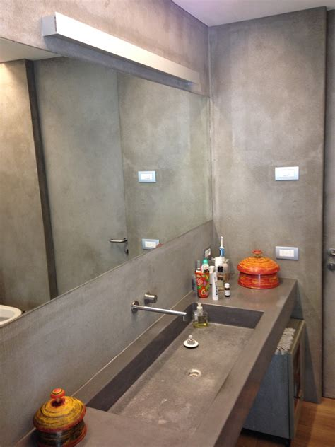 pavimenti in resina per bagno bagni con rivestimenti in resina pavimenti in resina