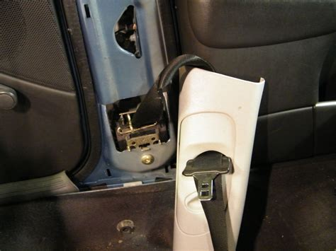 how to install a replacement garage door ford focus seat belt removal