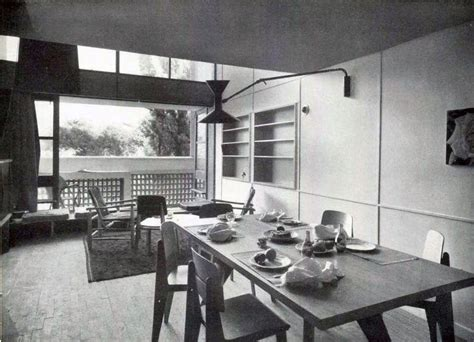 Modern Country French Living Rooms by Corbusier S Cit 233 Radieuse