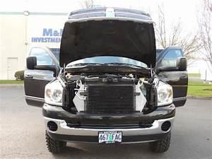 2007 Dodge Ram 3500 Slt 4x4 Dually Mega Cab 5 9l Diesel 6