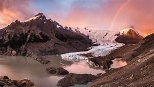 Los, Glaciares, National, Park, Argentina