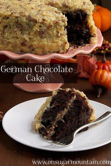 images  german chocolate cake recipes