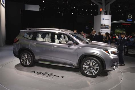 subaru tribeca review release date redesign engine