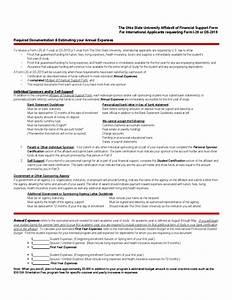 visa documents affidavit support yannah visa documents With l visa documents