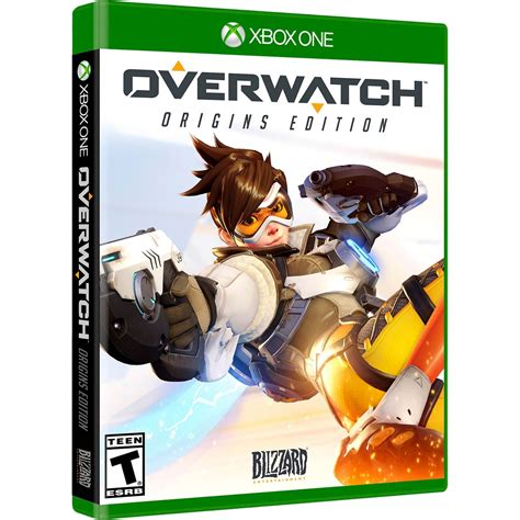 Overwatch Origins Edition Xbox One Xbox One Games Electronics Shop The Exchange