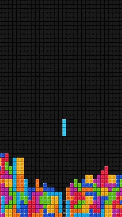 tetris iphone  wallpaper