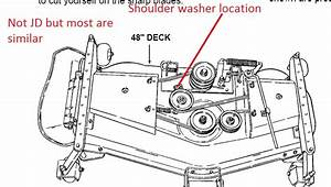 John Deere 212 Drive Belt Diagram