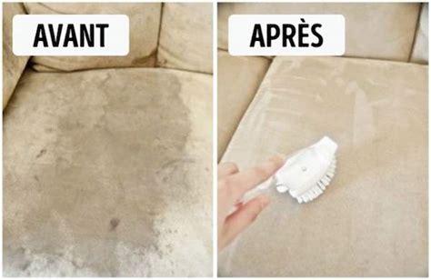 nettoyer un canape en tissu avec du bicarbonate de soude 10 astuces g 233 niales pour tout nettoyer 224 la maison sans se fatiguer