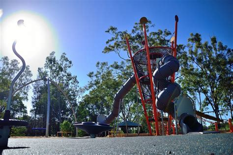 playground design equipment  parks case study