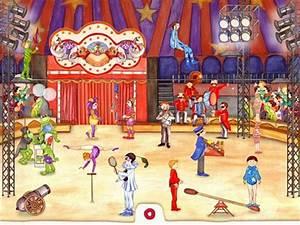 Kinder Spielen Zirkus : wunderwimmelbuch zirkus die besten apps f r kinder ~ Lizthompson.info Haus und Dekorationen