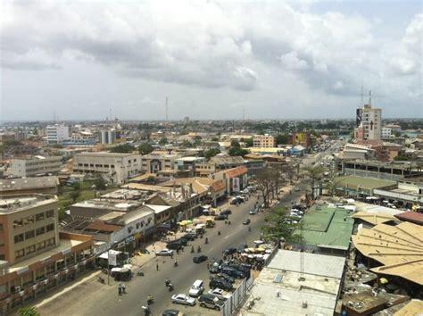 Urban Africa • Cotonou, Benin