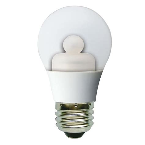led replacement bulbs for ceiling fans ge 63012 3w led e26 3000k a15 a shape 120v ceiling fan