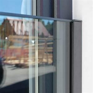 franzosischer balkon aus glas glasprofi24 With französischer balkon mit büro im garten bauen