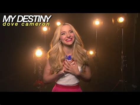 My Destiny  Dove Cameron (from Liv & Maddie) Youtube