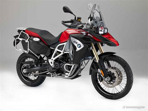 Bmw F800gs, F800gs Adventure And F700gs (2017)