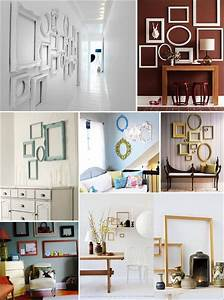 Best ideas about empty frames on