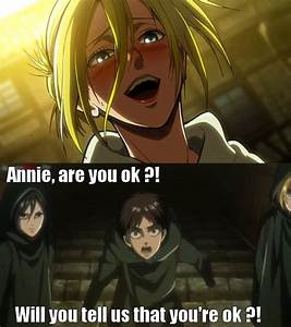 The gallery for --> Eren And Annie Love