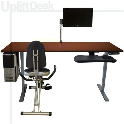 recumbent bike computer desk 17 best images about sweet home office on home