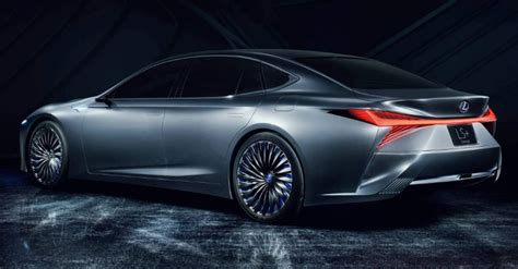 are the 2019 lexus out yet 2019 lexus ls plus colors release date redesign price