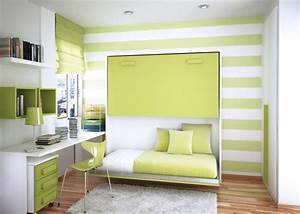 Aménagement Petite Chambre : 60 id es pour un am nagement petit espace ~ Melissatoandfro.com Idées de Décoration