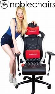 Orthopädischer Bürostuhl Test : noblechairs tests beratung zur luxus gaming stuhl marke ~ Orissabook.com Haus und Dekorationen