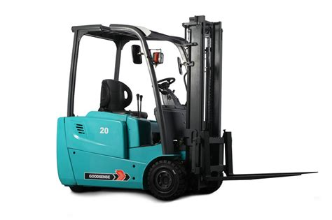 product electric powered forklift  ton  wheel