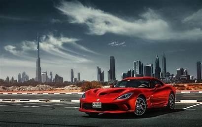 4k Viper Cars Dodge Dubai Srt Parking