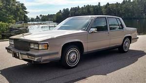 1988 Cadillac Deville Sedan 4