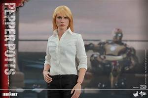 Hot Toys' 1/6th scale Pepper Potts Collectible Figure ...