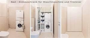 Waschmaschine Auf Trockner Stapeln : einbauschrank schrank auf ma einbauschrank bad waschmaschine und trockner badezimmer ~ Markanthonyermac.com Haus und Dekorationen
