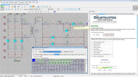 Electrical Circuit Diagram Design Software Simulator