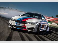 BMW M4 Coupe Drifting And Hot Laps
