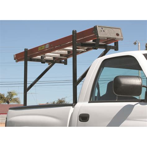 ladder racks for trucks ladder rack 250 lb capacity truck ladder rack