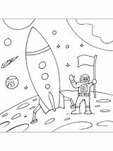 Moon Coloring Pages Printable Mycoloring Print Bright sketch template